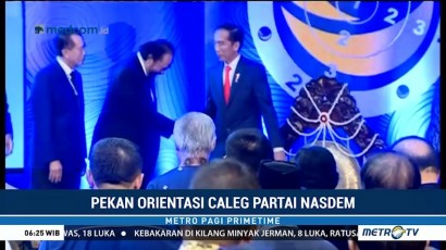 Pekan Orientasi Caleg Partai NasDem