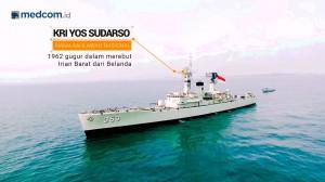 KRI Yos Sudarso, Penjaga Samudera Indonesia