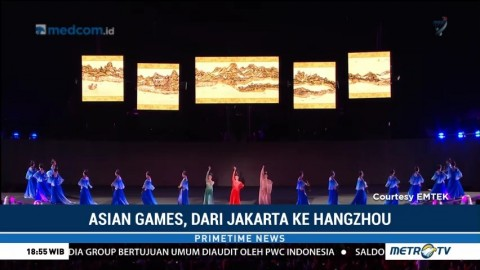 Menuju Asian Games 2022
