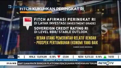 BI: Cerminan Keyakinan Fitch Atas Ekonomi RI