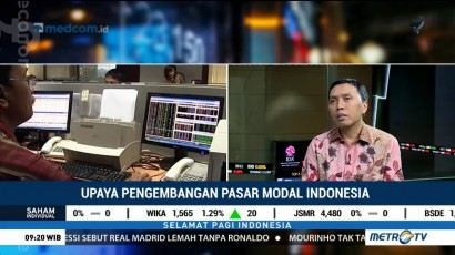 Upaya Pengembangan Pasar Modal Indonesia