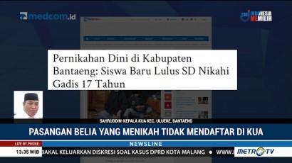 Viral Bocah 13 Tahun Nikahi Gadis 17 Tahun di Sulsel