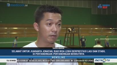 Taufik Hidayat: Atlet Jangan <i>Money Oriented</i>
