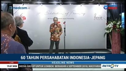 Indonesia-Jepang Pererat Hubungan Lewat Kuliner