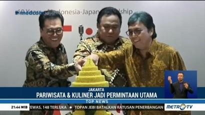 Plataran Resto Bawa Kuliner Indonesia ke Jepang