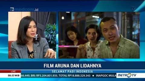 Aruna & Lidahnya Perkenalkan Makanan Nusantara Lewat Film (1)