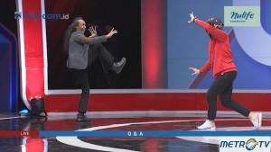 <i>Battle</i> Yayan Ruhian vs Dara, Peraih Emas Asian Games