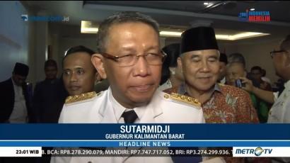 Gubernur Kalbar Jaga Komitmen Politik Tanpa Mahar