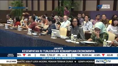 Keuangan Syariah akan Dibahas di Pertemuan IMF-World Bank