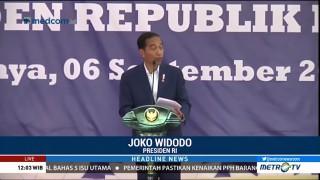 Jokowi Bantah Isu Tunjangan Guru Dihilangkan