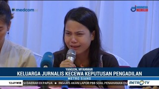 Keluarga Jurnalis Reuters Kecewa Keputusan Pengadilan Myanmar