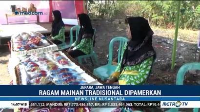 Festival Dolanan Tradisional Digelar di Karanganyar