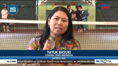 Yayu Basuki Tidak Terkejut Indonesia Raih Emas dari Tenis