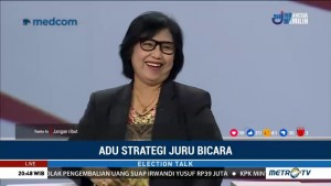 Election Talk: Strategi Juru Bicara (6)