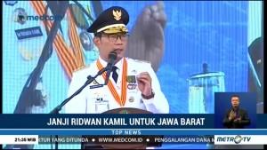 Janji Ridwan Kamil Bahagiakan Warga Jabar