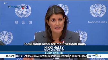 AS Kecam Serangan Suriah ke Idlib