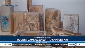 Wooden Camera, an Art to Capture Art