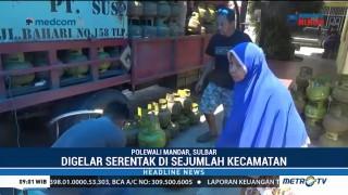 Elpiji 3 Kg Langka, Disperindag Polewali Mandar Gelar Pasar Murah