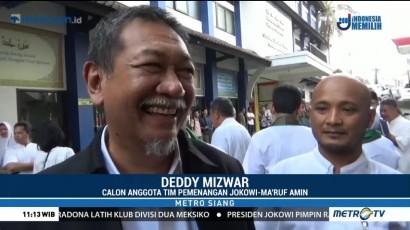 Deddy Mizwar Siap Jadi Juru Bicara Tim Kampanye Jokowi-Ma'ruf