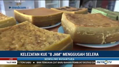 Begini Cara Membuat Kue 8 Jam Khas Palembang