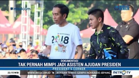 Asisten Ajudan Buka Suara soal Keseharian Presiden Jokowi