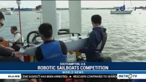 Robotic Sailboats Competition