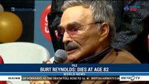 Actor Burt Reynolds Dies at Age 82