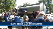 10 Desa di Demak Dapat Bantuan Air Bersih