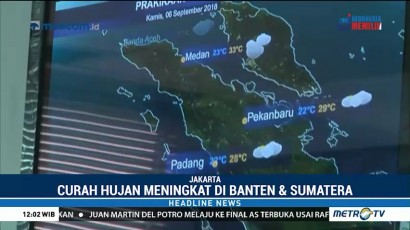 Indonesia Hadapi Musim Pancaroba