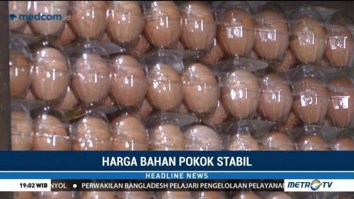 Harga Sembako di Pasar Puri Stabil