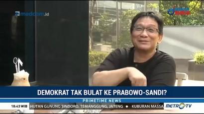 Hanura: SBY Tak Nyaman di Koalisi Prabowo-Sandi