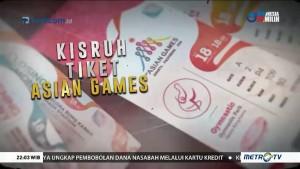 Kisruh Tiket Asian Games (1)