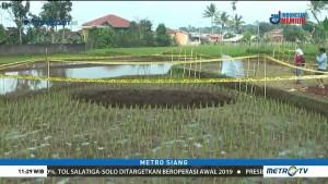 Tanah Ambles di Sukabumi Dipasangi Garis Polisi