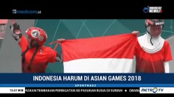 Indonesia Harum di Asian Games 2018