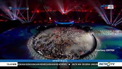 Kesuksesan Indonesia sebagai Tuan Rumah Asian Games 2018