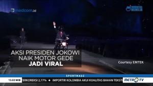 Momen-Momen Menarik Asian Games 2018