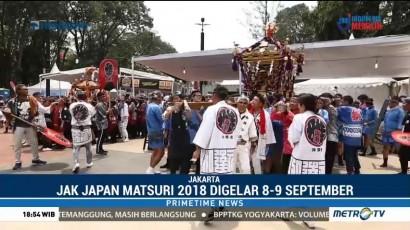 Kemeriahan Festival Jak Japan Matsuri 2018
