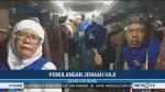 Jemaah Haji Gelombang Dua Mulai Dipulangkan