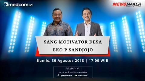 NewsMaker - Sang Motivator Desa Eko P Sandjodjo