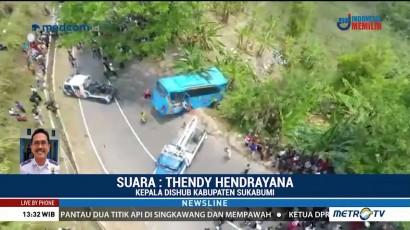 Dishub akan Tambah Pembatas Jalan di Cikidang