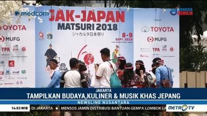 Jak-Japan Matsuri Kembali Sapa Ibu Kota