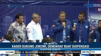 Politik 'Main Aman' Ala Demokrat
