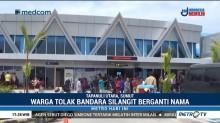 Warga Tapanuli Utara Tolak Penggantian Nama Bandara Silangit