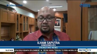 KPU: Hari Ini Batas Akhir Penggantian Caleg Eks Koruptor