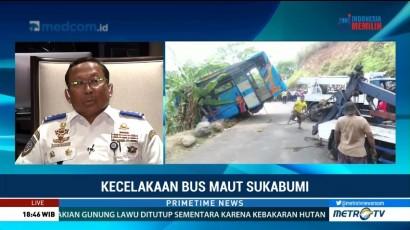 Disebut Berperan dalam Kecelakaan Bus Sukabumi, Ini Jabawan Dishub