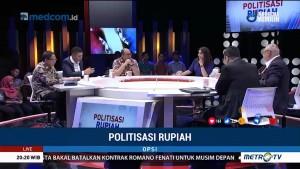 Politisasi Rupiah (4)