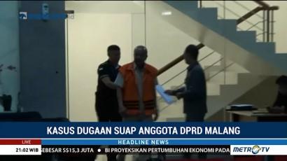 Lima Anggota DPRD Malang Diperiksa KPK Selama 9 Jam