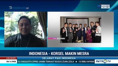 Triawan Munaf: Super Junior Ngefans dengan Pak Jokowi