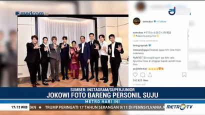Diplomasi Ala Super Junior