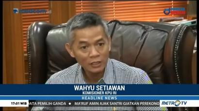 KPU Pastikan M Taufik Tak Penuhi Syarat Sebagai Bacaleg